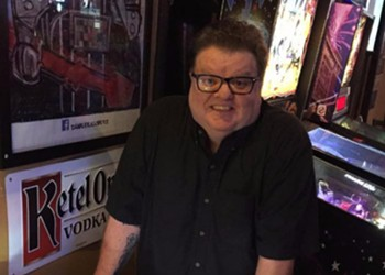 Pinball Wizard Takes Aim at World Record — by Playing for 40 Hours Straight