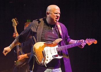Tony Campanella, Longtime Local Bluesman, Finally Has an Album