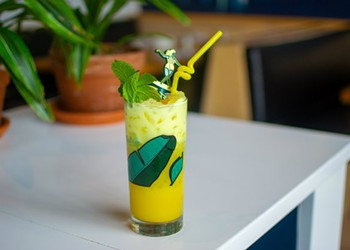 Yellowbelly's Namesake Cocktail Is a Masterful Rum Libation