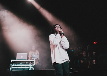 St. Louis Rapper Najii Person Focuses on Love and Relationships with <i>#@%! Is Forever</i> EP