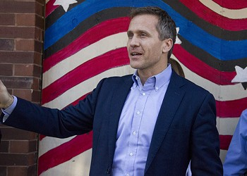 Greitens Goes Full Trump, Says He's 'Fully Exonerated'
