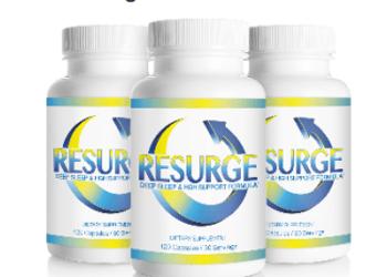 Resurge Reviews - Is Resurge Supplement Legit? [2020 Update]