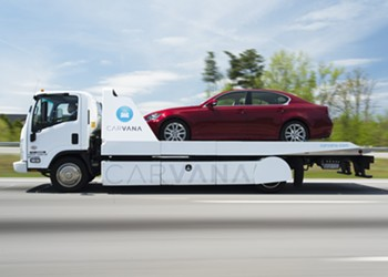 New Service, Carvana, Launches Online Used Car Sales in St. Louis
