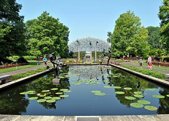 You Can Get Free Admission to the Missouri Botanical Garden on July 24