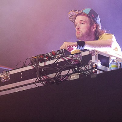Rusko at the Pageant 2012