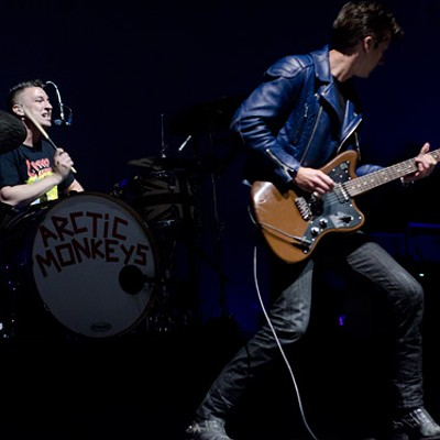 The Black Keys and Arctic Monkeys at Chaifetz Arena