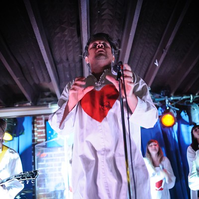 Polyphonic Spree at Blueberry Hill