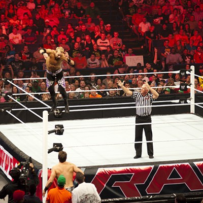 WWE Raw 1,000th episode: Part 2
