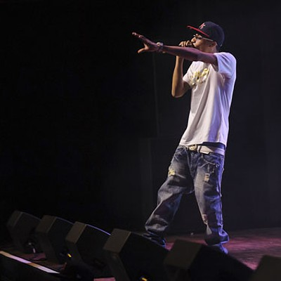 Meek Mill at the Pageant