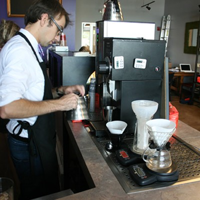 A First Look at Comet Coffee