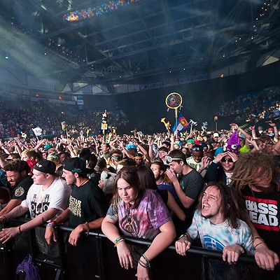 Bassnectar at Chaifetz Arena October 6, 2012