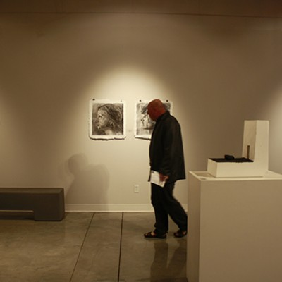 """My Shadow and Me"" art exhibit"