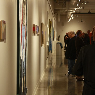 """My Shadow and Me"" art exhibit"
