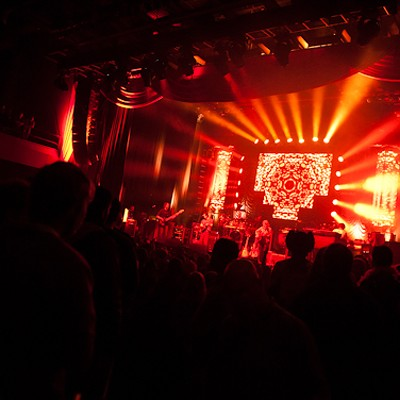 String Cheese Incident at the Pageant