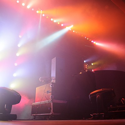 AVICII Performing at The Pageant