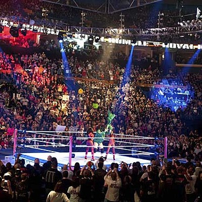 WWE's Royal Rumble
