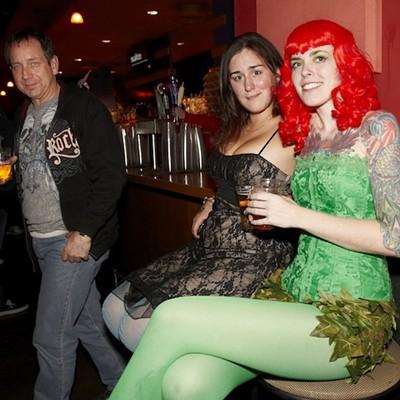 The Dropkick Murphys on Halloween