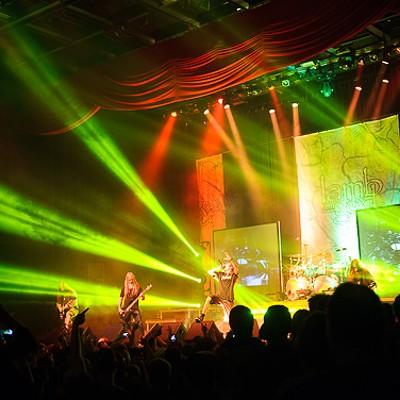 Lamb of God at the Pageant November 7, 2012