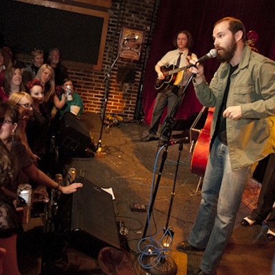 Pokey LaFarge and the South City Three at Off Broadway
