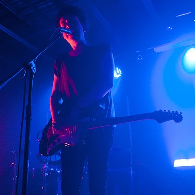 The Raveonettes at the Firebird