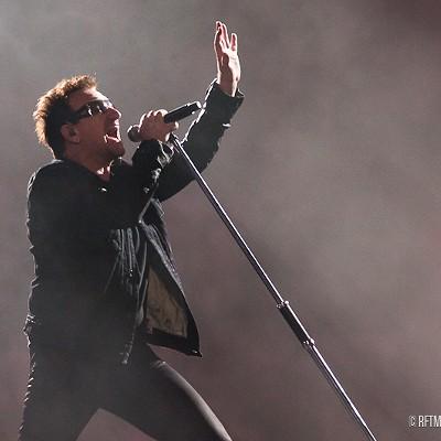 U2 at Busch Stadium