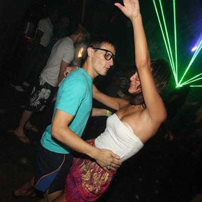 XXXmas in July Swimsuit Party