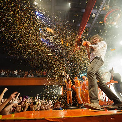 The Flaming Lips at the Pageant