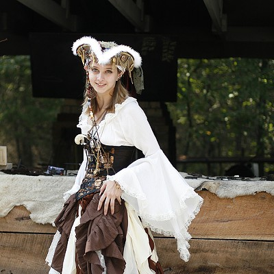 Top Costumes from the St. Louis Pirate Festival