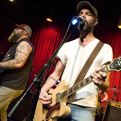 Lucero at Off Broadway, 12/7/10