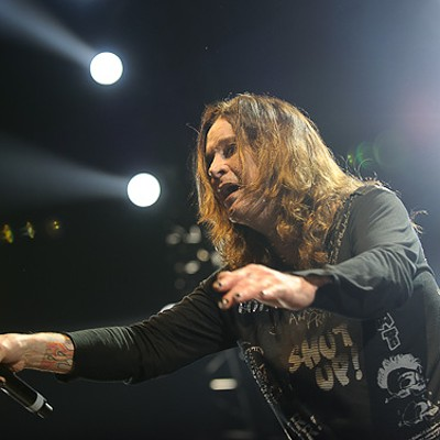 Ozzy Osbourne at the Scottrade Center