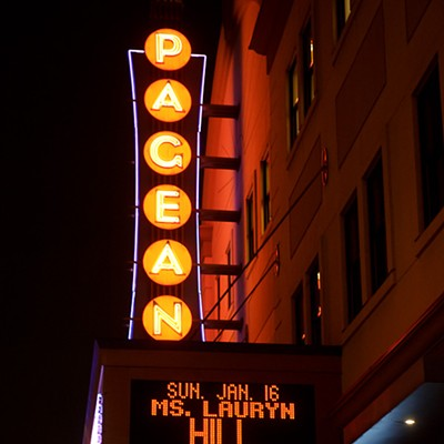 Waiting for Lauryn Hill at the Pageant