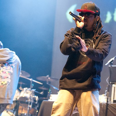 Stop the Violence: Hip-Hop 911 at the Pageant
