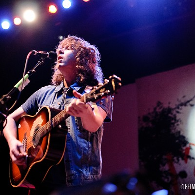 Pete Yorn and Ben Kweller at the Pageant