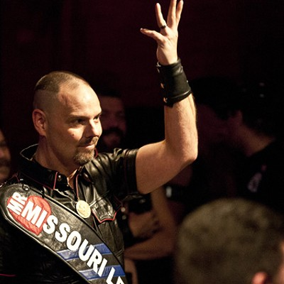 Mr. Missouri Leather 2011 (NSFW)