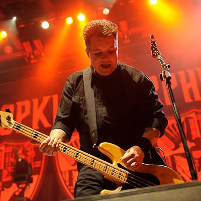 Dropkick Murphys at the Pageant