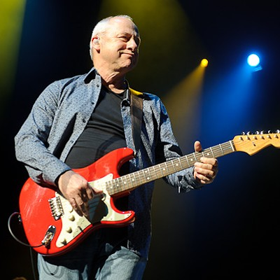 Mark Knopfler of Dire Straits at the Fox, 4/22/10
