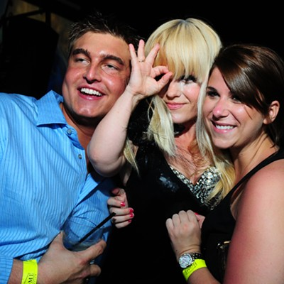 Mini Lady Gaga at Home Nightclub
