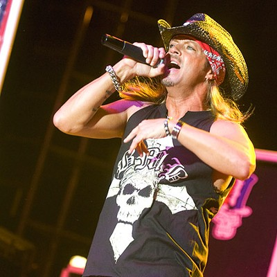 Bret Michaels at Ribfest
