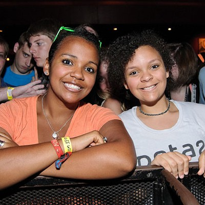 Passion Pit at the Pageant, 6/23/10