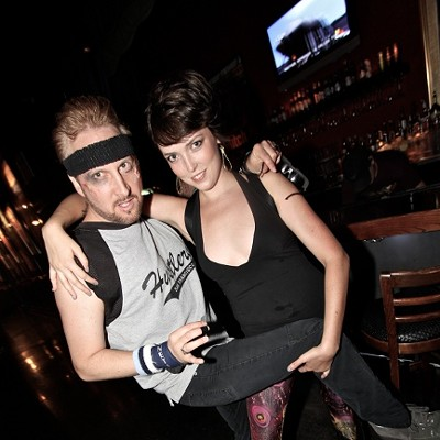 Fight Club Hump at Halo Bar