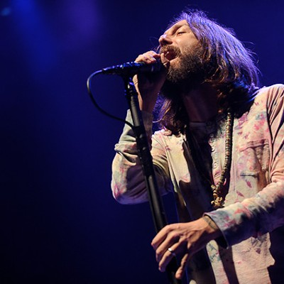 Black Crowes at the Pageant, 8/27/10