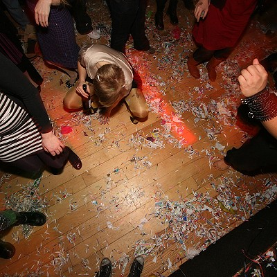 New Year's Eve Party at Off Broadway