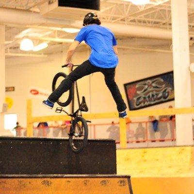 Hoffman Bikes Demo at Plan Nine Skates