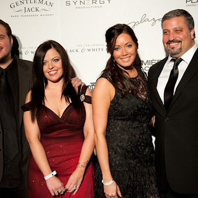 Nelly's 2012 Black and White Ball