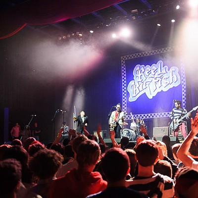 Reel Big Fish at the Pageant