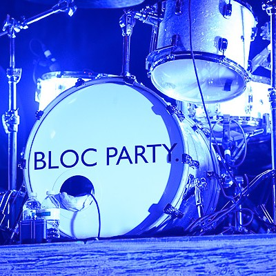 Bloc Party at the Pageant