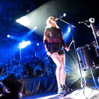 Ellie Goulding at the Pageant