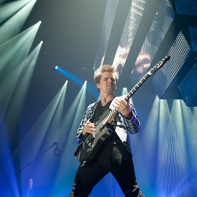 Muse at the Chaifetz Arena