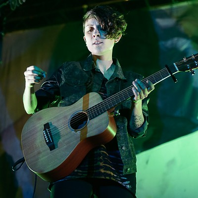 Tegan and Sara at the Pageant