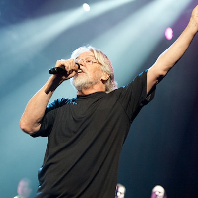 Bob Seger & Joe Walsh at the Scottrade